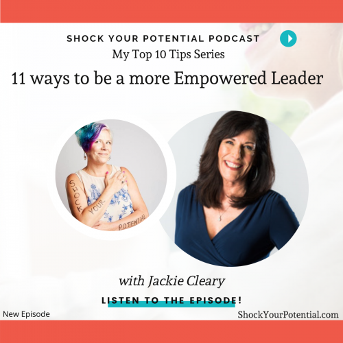 Shock Your Potential Jackie Cleary Interview